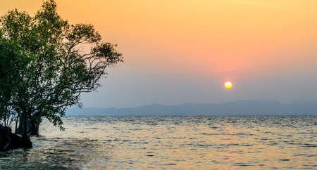 sunrise beach: Sunrise beach, Phuket province in Thailand