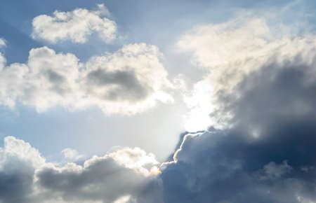 cumuli: nimbus clouds