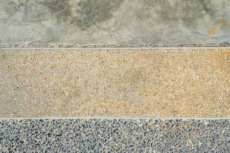 mixed wallpaper: sand texture pattern floor