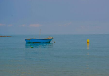 3636;boat and sea Stock Photo - 15581536