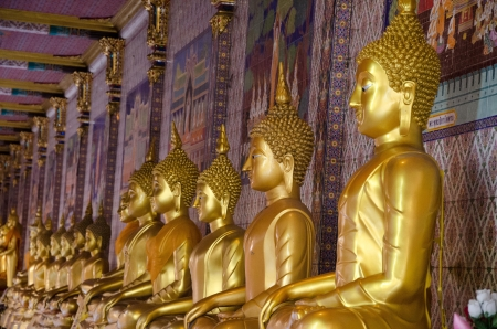 Thailand s revered Buddha image in Thailand and Asia Stock Photo - 15843737
