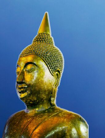 Buddha is revered by the people of Thailand  Stock Photo - 15886488