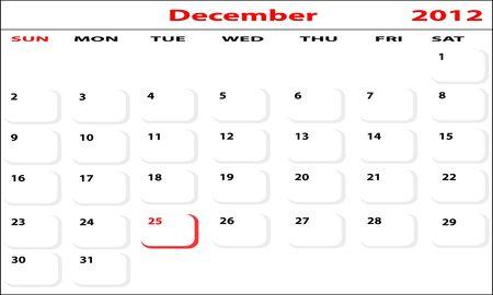 Christmas Stock Vector - 16707998