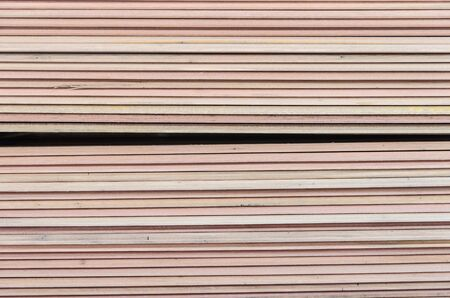 Closeup of Pile of plywood sheets Stock Photo - 18904396