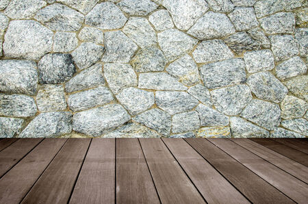 The Wooden Brown is a wall background. Stock Photo