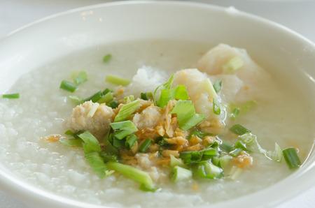 mush: Fish in a bowl of mush