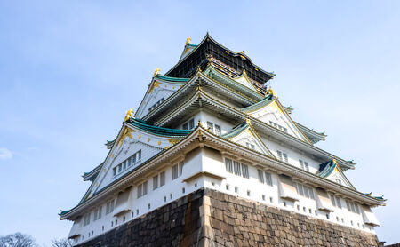 ninja ancient: Kumamoto is one of the largest and most impressive castles in Japan. Editorial
