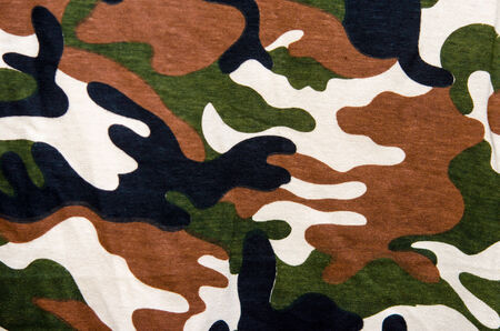 A soldiers Fabric As a background image photo
