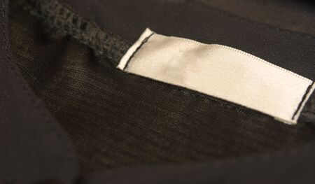 etiquetas de ropa: Marca de ropa interior de la camisa