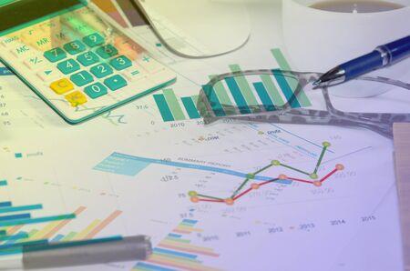 reporte: analizar el informe, el concepto de rendimiento empresarial