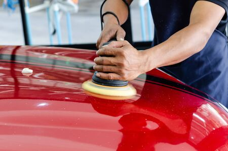 Car detailing - Car care service.