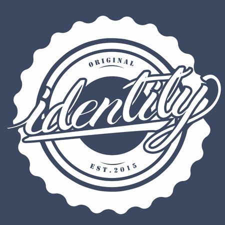temp: Identity logo Design or Jean Logo vintage Design