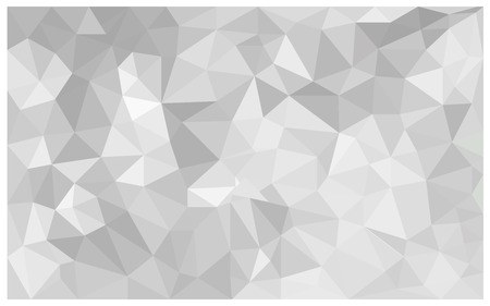 abstract Gray background, low poly textured triangle shapes in random pattern, trendy lowpoly background