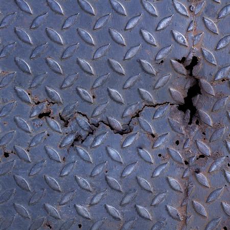 diamond plate background: Metal Diamond Plate Texture Background Stock Photo