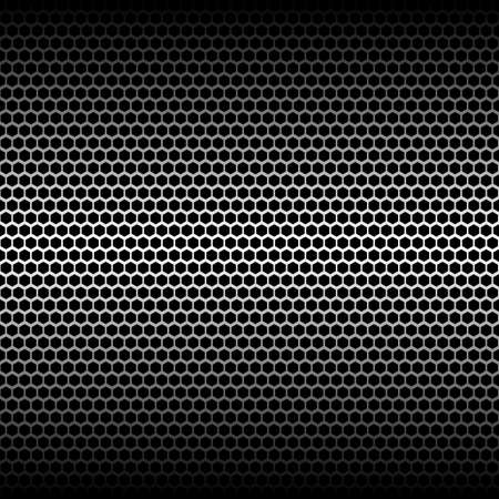 Carbon fiber texture. Vector background. Abstract technology vector template. vector illustration. Vettoriali
