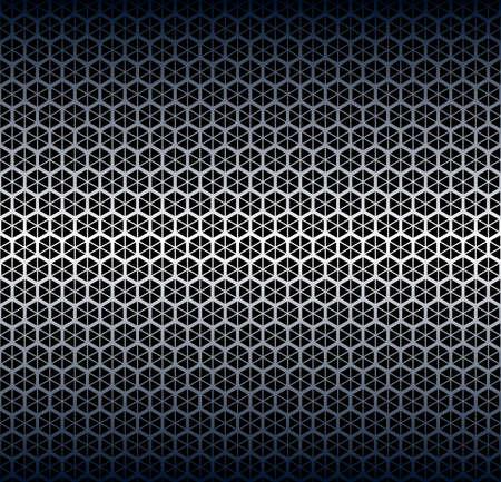 Carbon fiber texture. Vector background. Abstract technology vector template. vector illustration. Ilustração