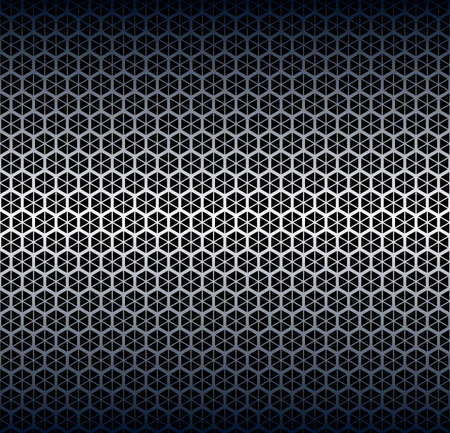 Carbon fiber texture. Vector background. Abstract technology vector template. vector illustration. Stock Illustratie