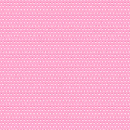 Abstract vector background. Halftone modern graphic template. Pink and white Dotted texture. vector illustration. Stock Illustratie