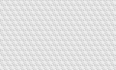 White geometric seamless background. Ilustração