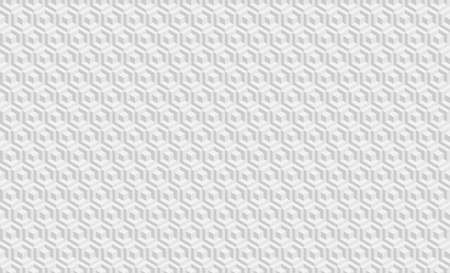 White geometric seamless background. Stock Illustratie