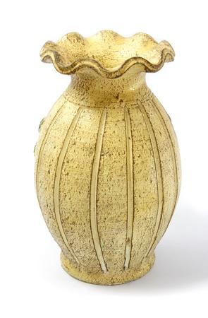 Pottery Vase  photo