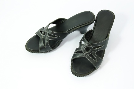 Black Womens Shoes  photo