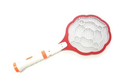 fumigador: Los mosquitos asesinos aislar en el blanco