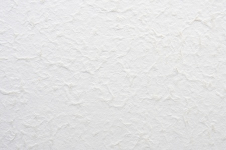 White Paper Handmade Textured Background