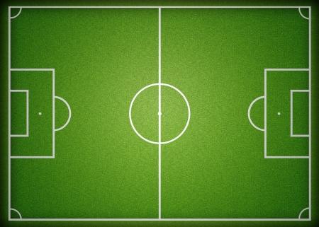 soccerfield: Voetbalveld