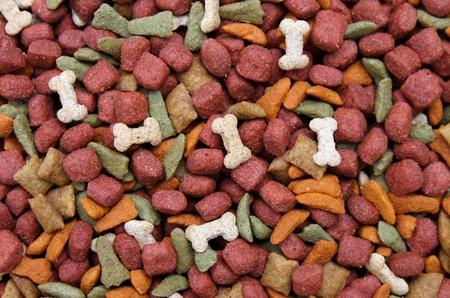 hond voedsel achtergrond