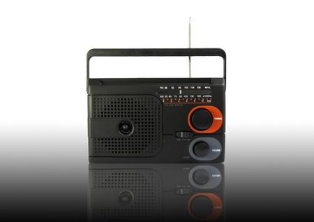 fm: Radio black