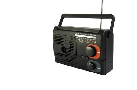 Radio zwart