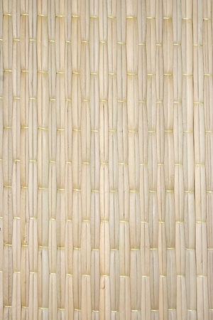place mat: Bamboo board or mat background   Stock Photo