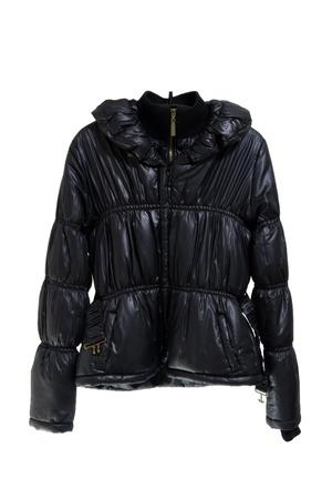 overcoat: Overcoat black