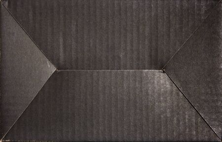 black cardboard background photo