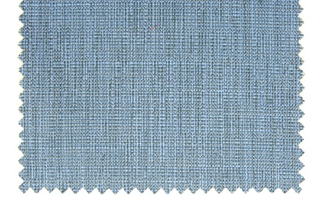 Blauwe stof staal stalen structuur Stockfoto