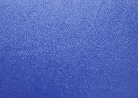 photographic effects: blue leather texture