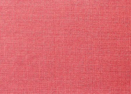 Red linen canvas texture