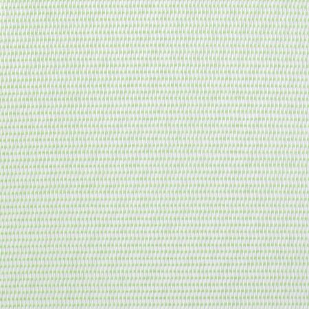 Green and white fabric texture background photo