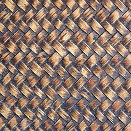 rattan mat: Bamboo wooden texture for background Stock Photo