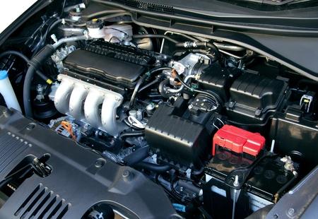 mecanico automotriz: motor de coche