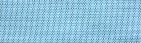 Blue horizontal fabric swatch texture photo