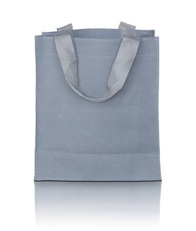 gray canvas bag Stock Photo - 30702278