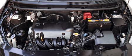 auto motor Stockfoto