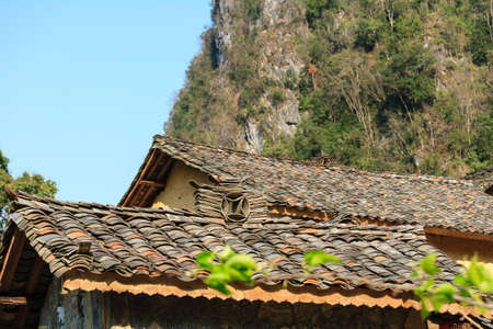 ha giang: Old house in Ha Giang province, Vietnam