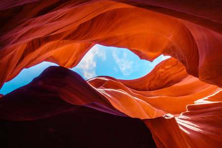 Lower Antelope Canyon, Arizona, USA