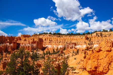 Bryce Canyon National Park, Utah, USA 新聞圖片