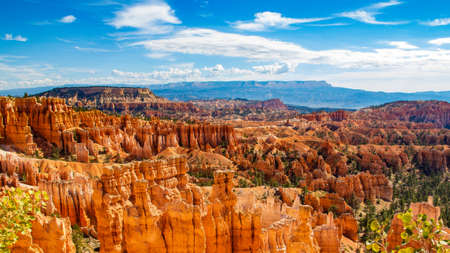 Bryce Canyon National Park, Utah, USA 新聞圖片
