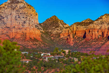 Sedona national park, Arizona, USA 版權商用圖片