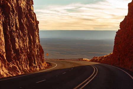 Road trip to Grand Canyon, Arizona, USA